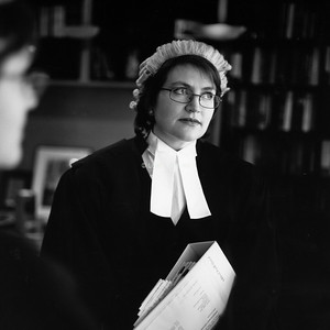 INFLUENCE : Dominique Hogan-Doran, Barrister