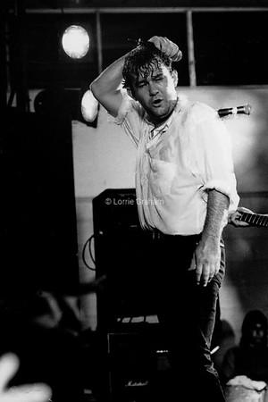 ARTS : Jimmy Barnes Tour Far North Queensland 1990