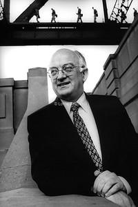 POLITICS : Bob McMullan, ALP Federal Politician