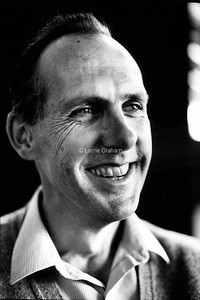 POLITICS : Bob Brown, Leader of the Greens Party