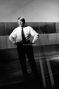 POLITICS : Kevin Rudd, Shadow Minister for Foreign Affairs