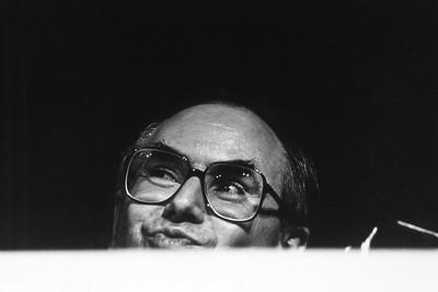 POLITICS : ohn Howard, Leader of the Federal Opposition, Sydney, 1987