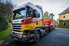 PY63 MRU Scania R440, Tony Ward