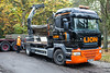FN14 LVE Scania R410 Lion trackhire