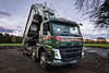 N999CLS Volvo FM460, Chas Long