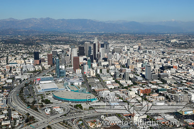 Aerial-Photograph-Los-Angeles-Convention-Center-1