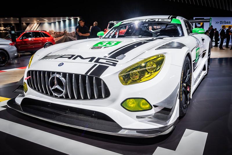 MERCEDES BENZ AMG GT3