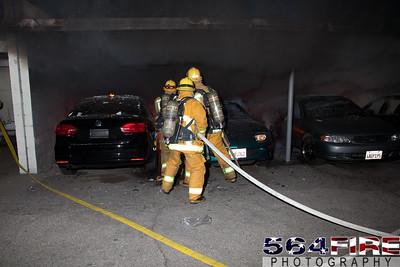 120102 LAFD Arson Magnolia Blvd  & Cedros Ave  -108