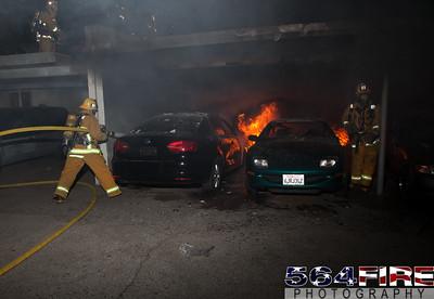 120102 LAFD Arson Magnolia Blvd  & Cedros Ave  -136