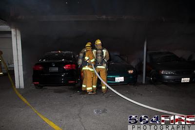 120102 LAFD Arson Magnolia Blvd  & Cedros Ave  -109