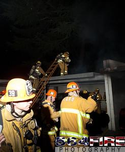 120102 LAFD Arson Magnolia Blvd  & Cedros Ave  -131