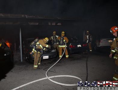 120102 LAFD Arson Magnolia Blvd  & Cedros Ave  -144