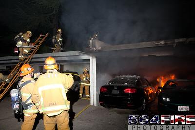 120102 LAFD Arson Magnolia Blvd  & Cedros Ave  -133