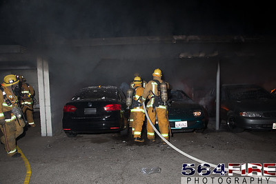 120102 LAFD Arson Magnolia Blvd  & Cedros Ave  -116