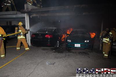 120102 LAFD Arson Magnolia Blvd  & Cedros Ave  -141