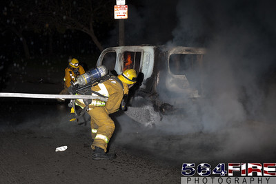 120331 LAFD Auto Fire 88th & St Andrews-118