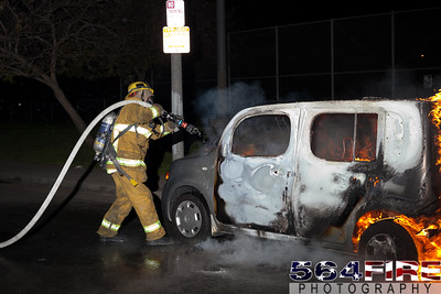 120331 LAFD Auto Fire 88th & St Andrews-111