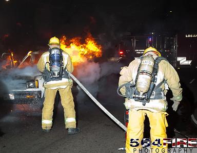 120113 LAFD Auto Fire Veron Ave & Main St-105