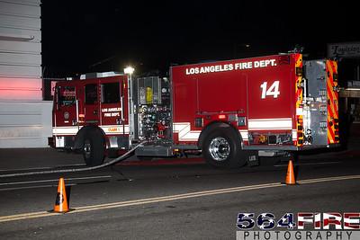 120113 LAFD Auto Fire Veron Ave & Main St-113