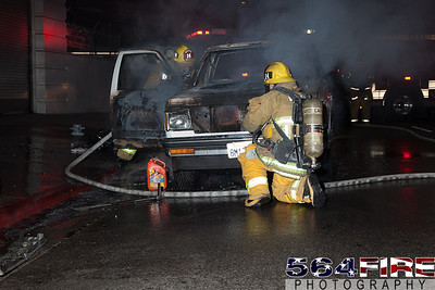 120113 LAFD Auto Fire Veron Ave & Main St-112