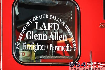 LAFD Glenn Allen Candlelight Vigil 2-24-11-110