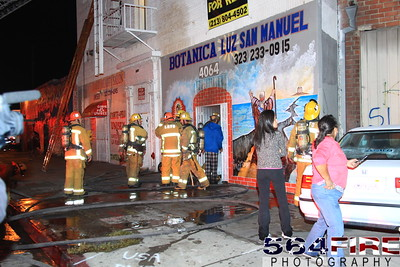 LAFD 11-28-10 40th & Broadway 100