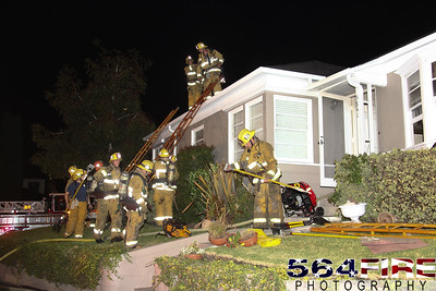 LAFD Structure 9-2-10 Olympic & Stanley -121