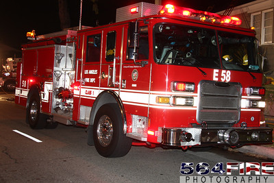 LAFD Structure 9-2-10 Olympic & Stanley -101