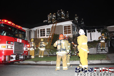 LAFD Structure 9-2-10 Olympic & Stanley -103