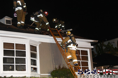 LAFD Structure 9-2-10 Olympic & Stanley -110