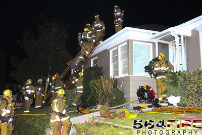 LAFD Structure 9-2-10 Olympic & Stanley -120