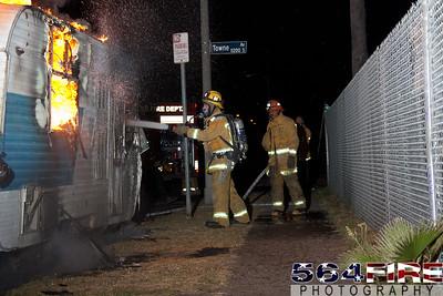 110826 LAFD Trailer Fire-115