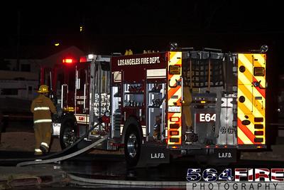 110826 LAFD Trailer Fire-127