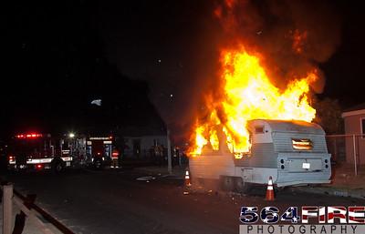 110826 LAFD Trailer Fire-113