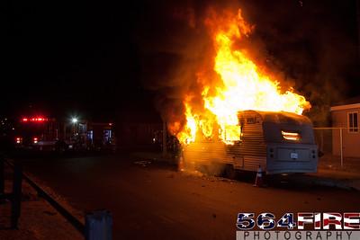 110826 LAFD Trailer Fire-112