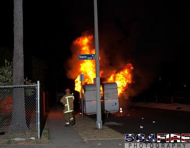 110826 LAFD Trailer Fire-107