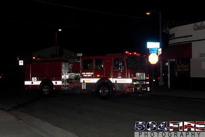 110507LAFD 84th & Central -106