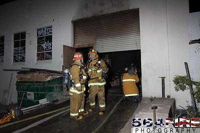 120218 LACoFD Structure Alantic Ave & Firestone Blvd-121