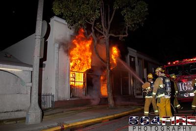 120218 LACoFD Structure Alantic Ave & Firestone Blvd-107