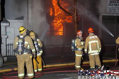 120218 LACoFD Structure Alantic Ave & Firestone Blvd-118