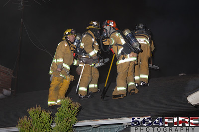 111217 LACoFD Structure Fire Ladera Heights-120