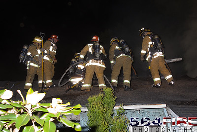 111217 LACoFD Structure Fire Ladera Heights-141