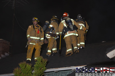 111217 LACoFD Structure Fire Ladera Heights-121