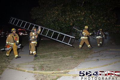 111217 LACoFD Structure Fire Ladera Heights-101