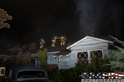 111217 LACoFD Structure Fire Ladera Heights-116