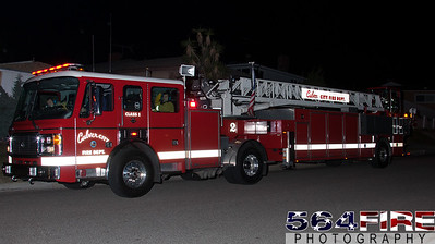 111217 LACoFD Structure Fire Ladera Heights-100