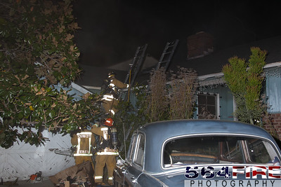 111217 LACoFD Structure Fire Ladera Heights-109