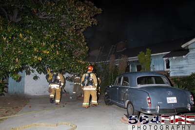 111217 LACoFD Structure Fire Ladera Heights-107