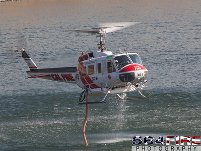 140116 LACoFD Colby Fire-17