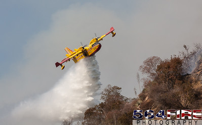 140116 LACoFD Colby Fire-14